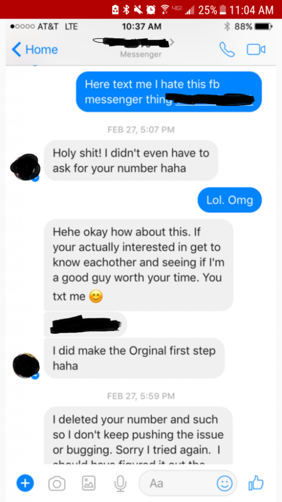 Nice Guy' Slides Into Girl's DMs, Gets Her Number, Then