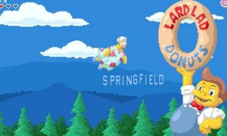 8 Bit Simpsons
