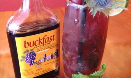 Buckfast cocktail