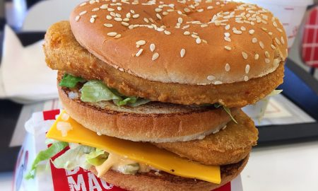 Chicken big mac