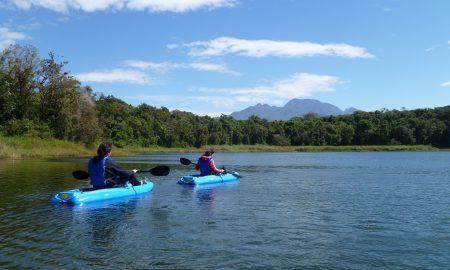 Couple-Kayaking