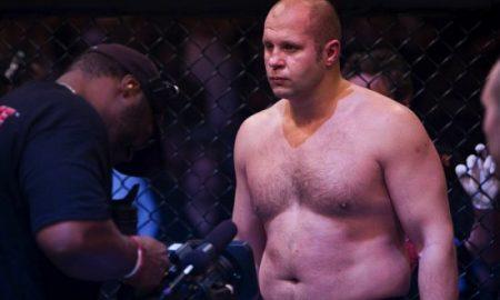 Fat MMA fighter