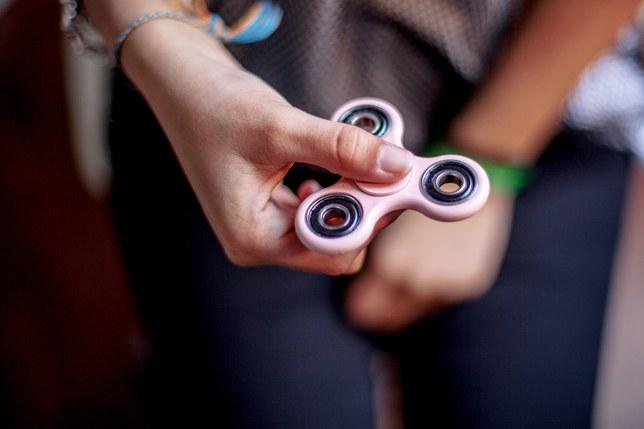 fidget spinners porn