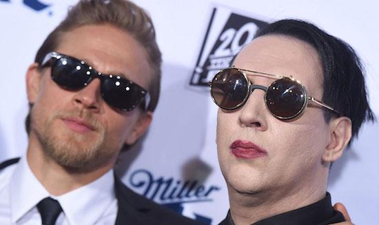 Hunnam Manson