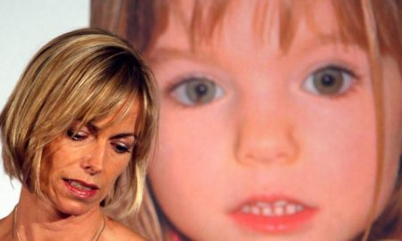 FILE PHOTO - Kate McCann, whose daughter Madeleine went missing during a family holiday to Portugal in 2007, attends a news conference at the launch of her book in London