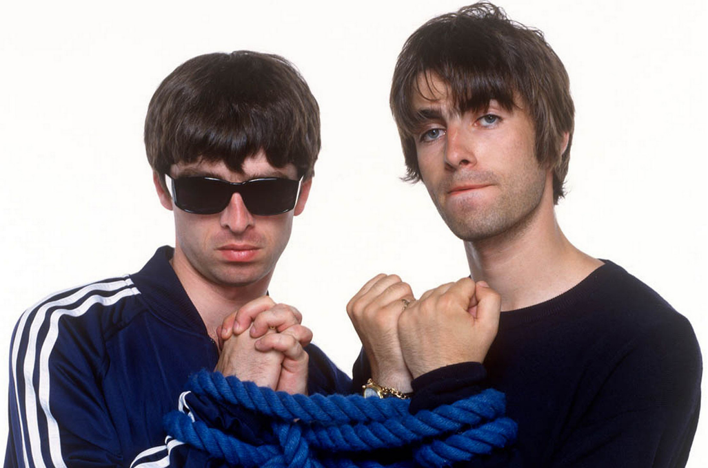 Liam and Noel