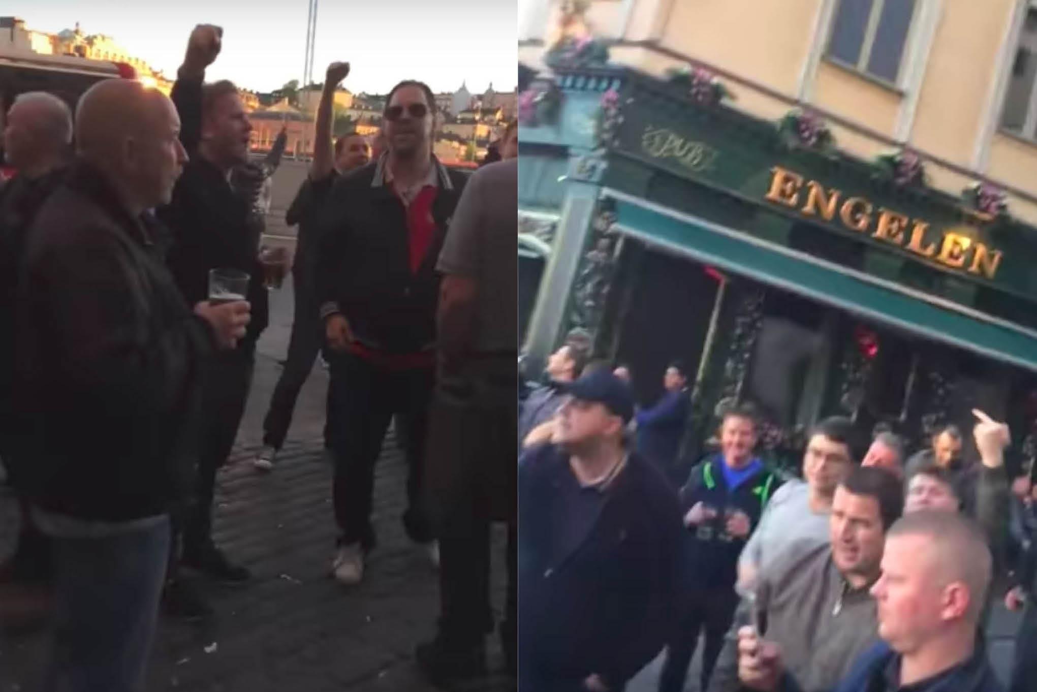 Manchester chant