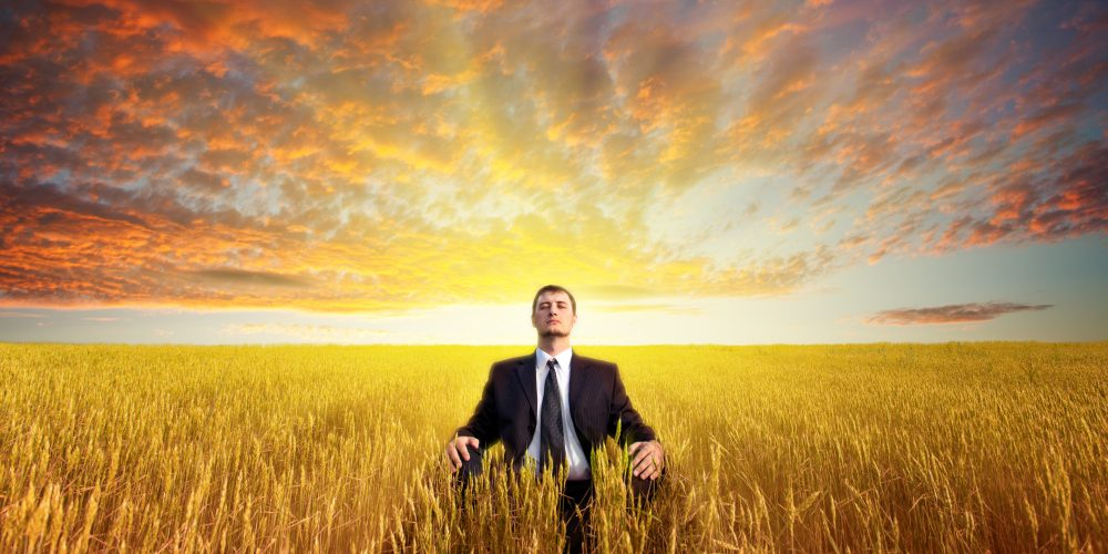 Meditatitng