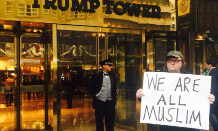 Michael Moore Trump