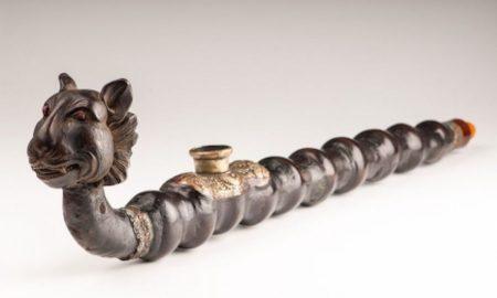 Opium Pipe Featured