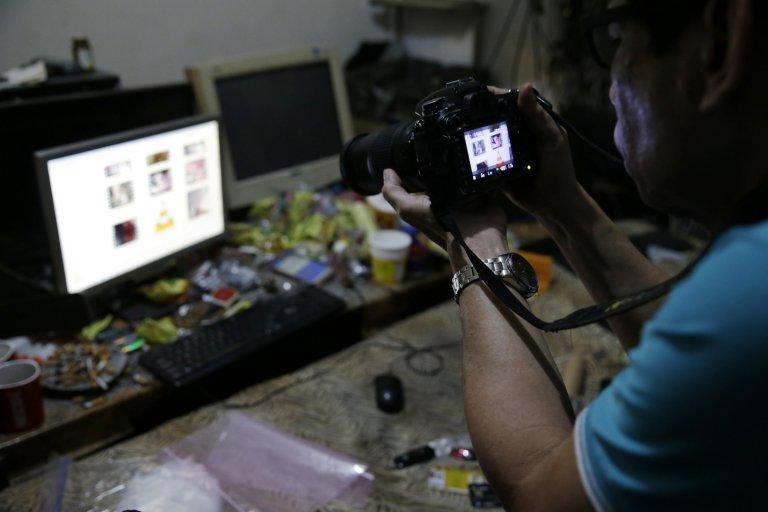 Philippines Webcam Child Abuse