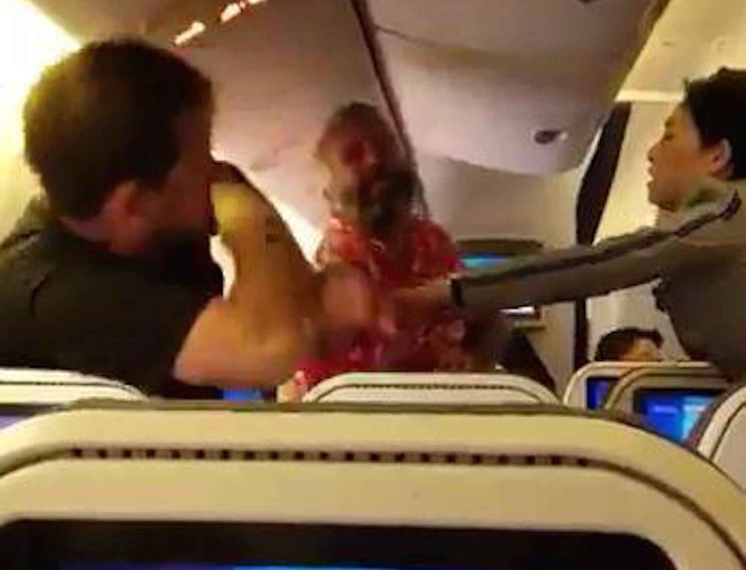 Plane Flight Punch