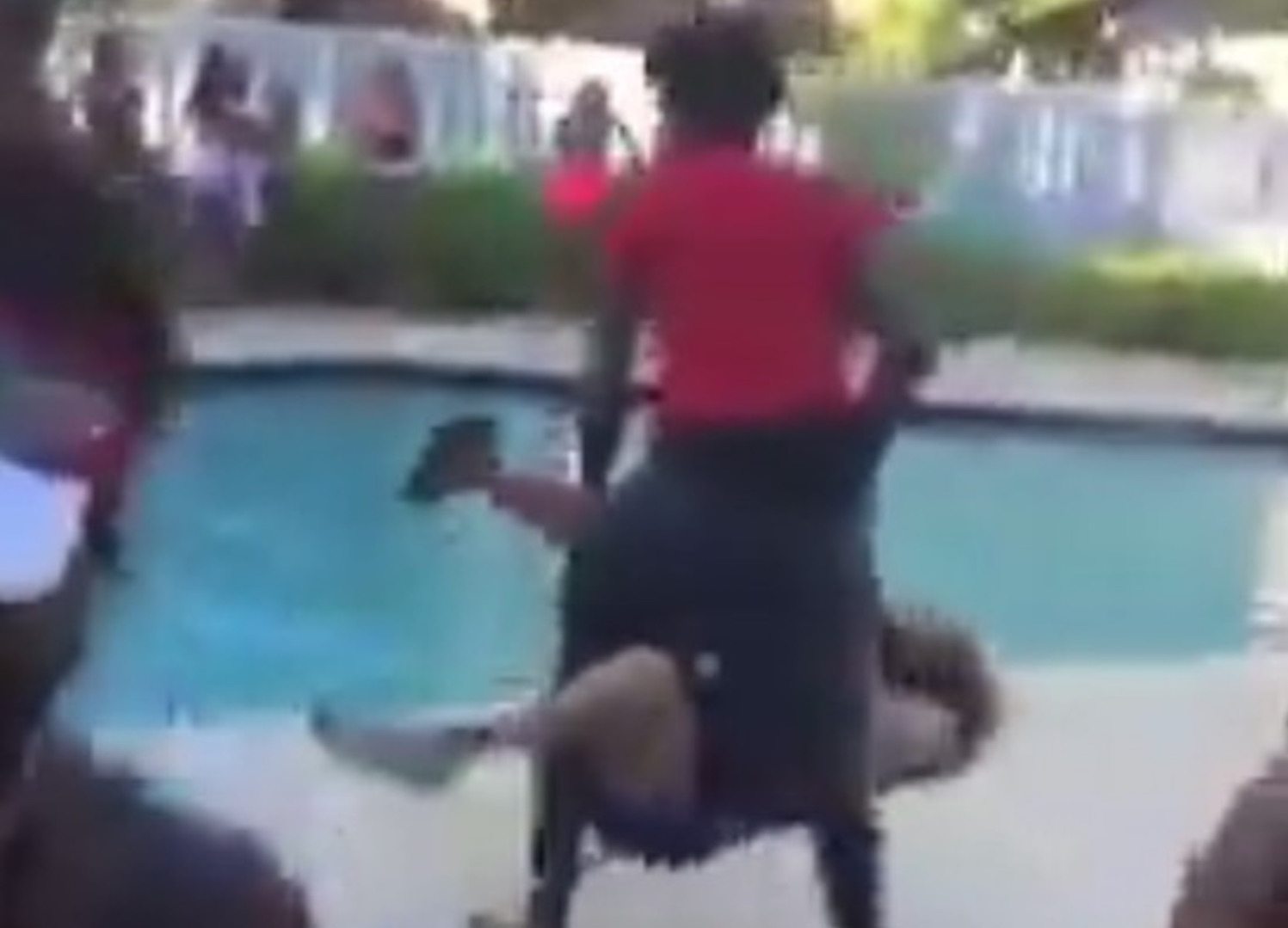 Pool Party Slam