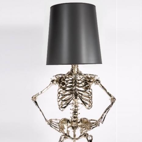 Skeleton Lampshade 1
