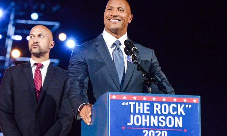 The Rock President