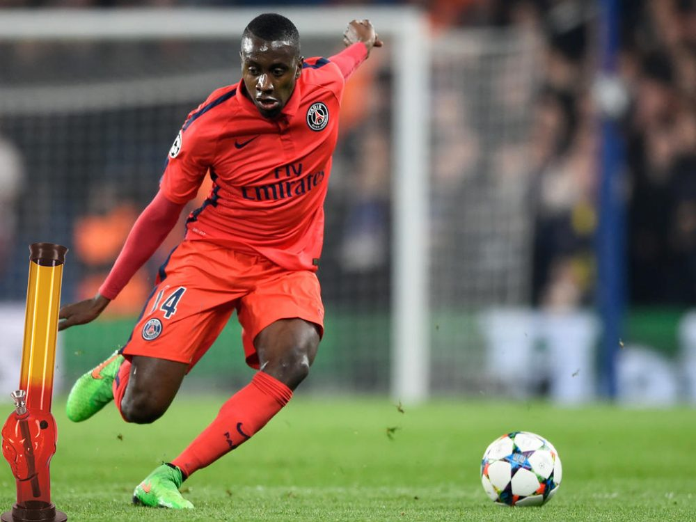 LONDON, ENGLAND - MARCH 11: Blaise Matuidi of PSG runs with the ball during the UEFA Champions League Round of 16, second leg match between Chelsea and Paris Saint-Germain at Stamford Bridge on March 11, 2015 in London, England. (Photo by Mike Hewitt/Getty Images)
