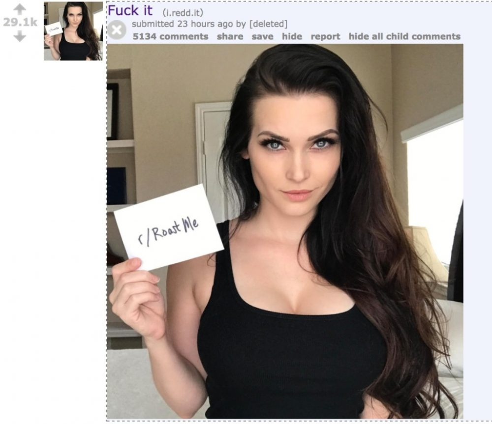Reddit arab girls