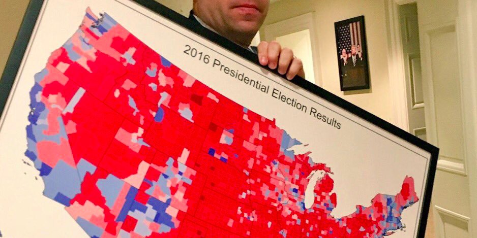 and yet with election map for