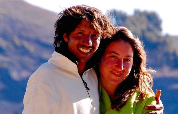 Akahi Ricardo and Camila Castello 1