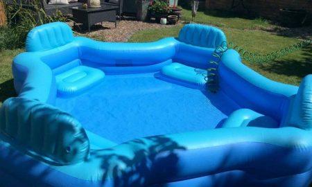 Asda Lounge Pool