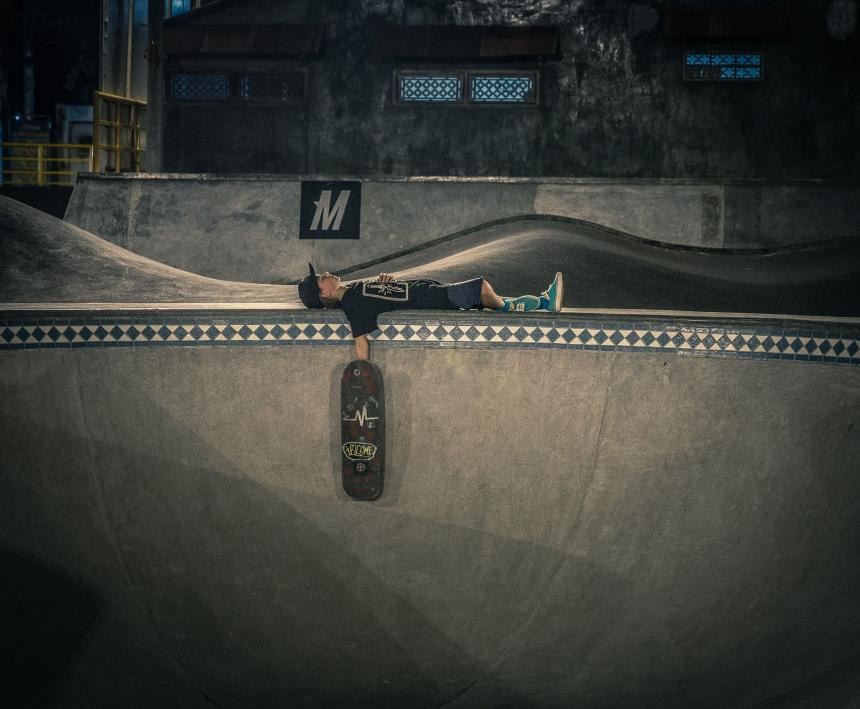 Bali skate scene 3