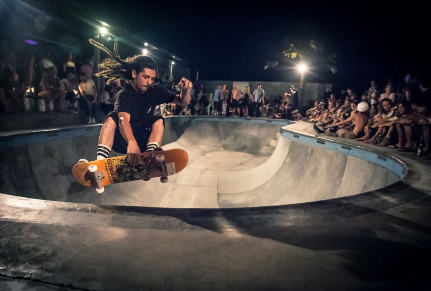 Bali skate scene 9
