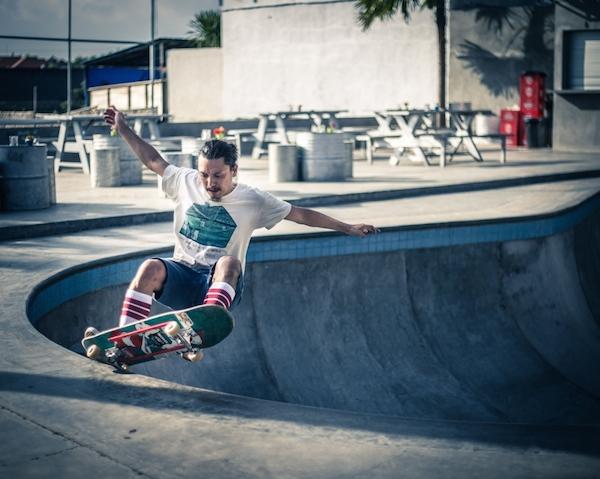 Bali skate scene
