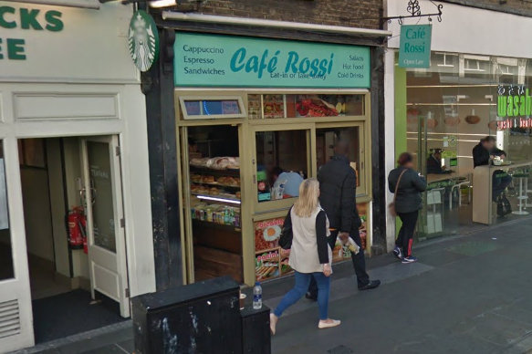 Cafe Rossi