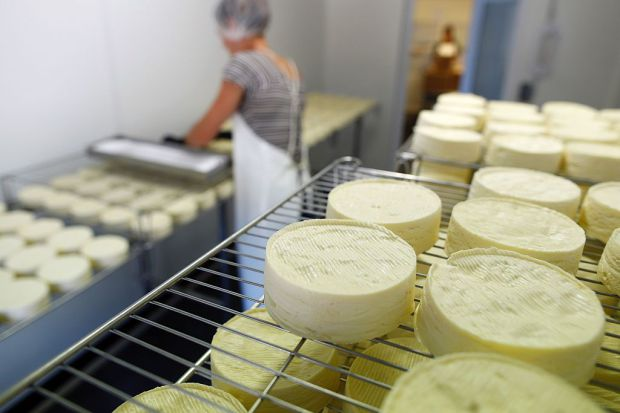 FRANCE-AGRICULTURE-ECONOMY-MILK-FOOD