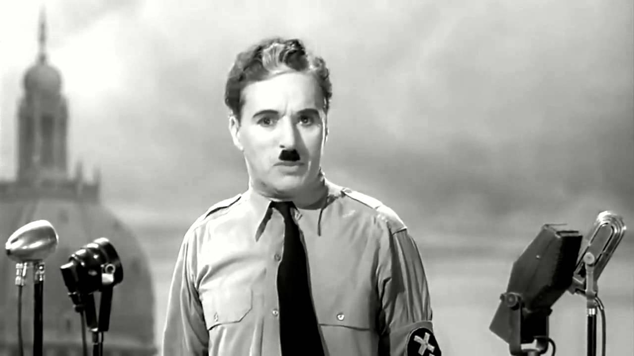 Charlie Chaplin speech