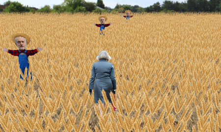 Come WHeat May