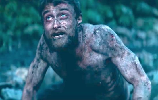 Daniel Radcliffe Jungle