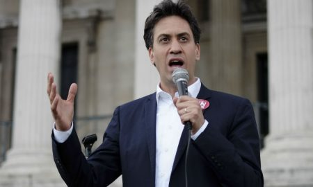 EdMIlliband Screaming