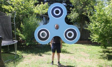 Fidget Spinner Costume
