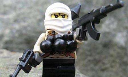 ISIS Lego
