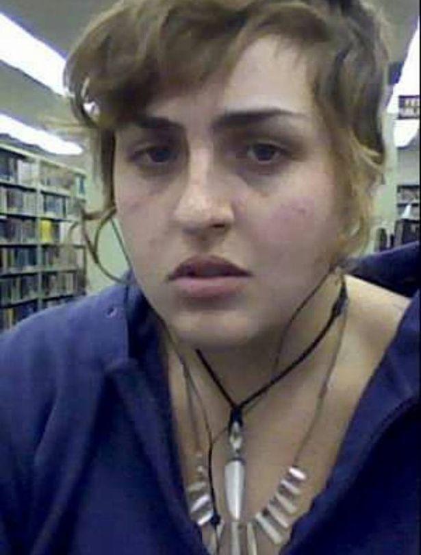 Kaci as woman