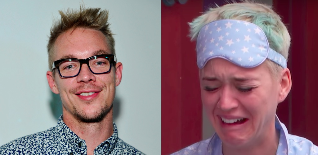 Diplo And Katy Perry >> Diplo Just Absolutely Decimated Katy Perry For Ranking Him