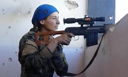 Kurdish Sniper