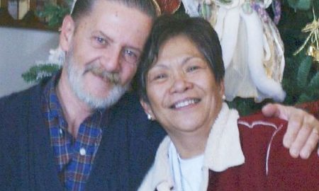 Lawrence Ripple and wife