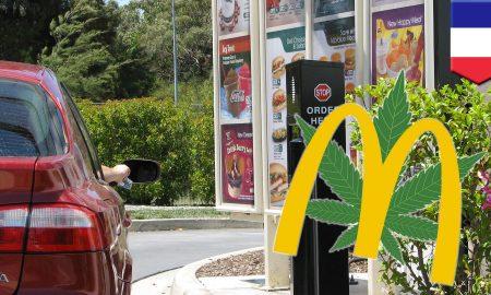McDonald's Weed