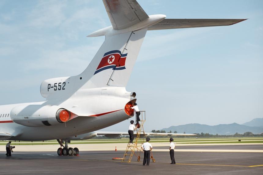 North Korea airline 1