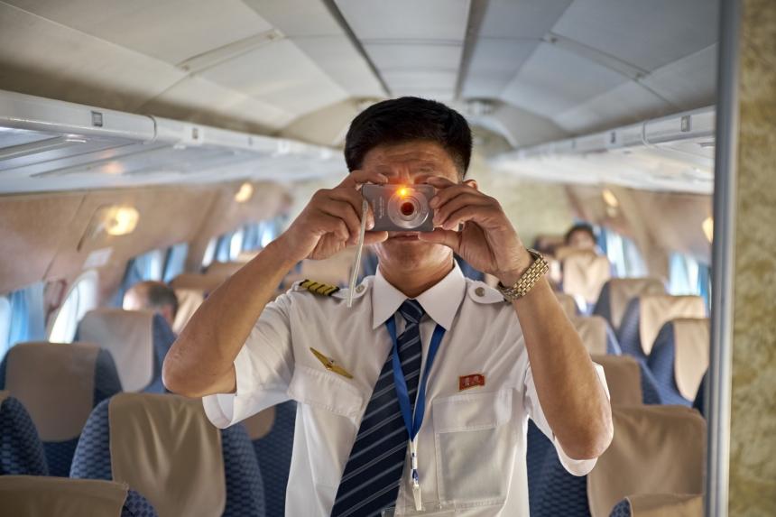 North Korea airline 2