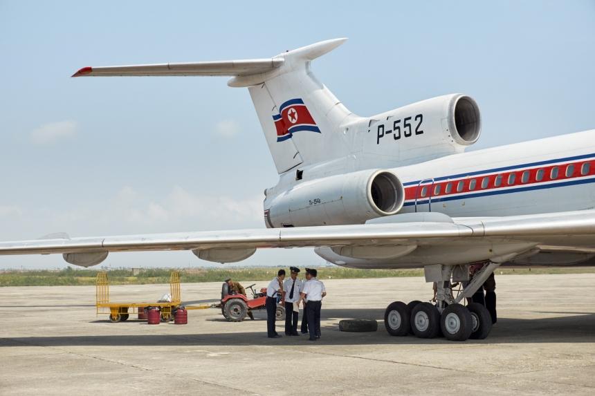 North Korea airline 6