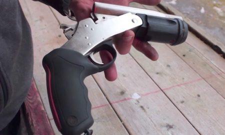 Pistol Shotgun