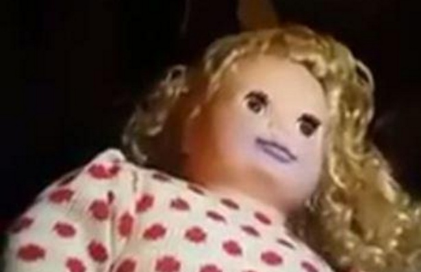 Possessed doll
