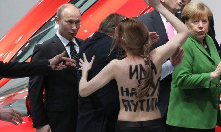 Putin women