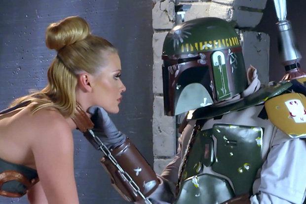 Star wars porn 1