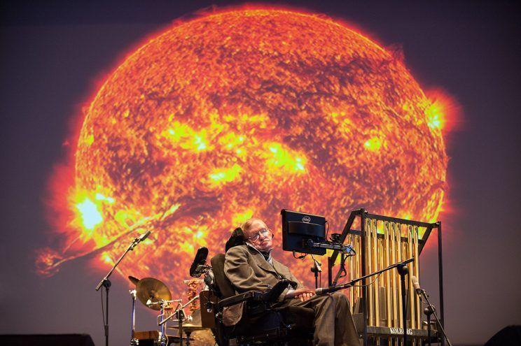 Stephen Hawking featured