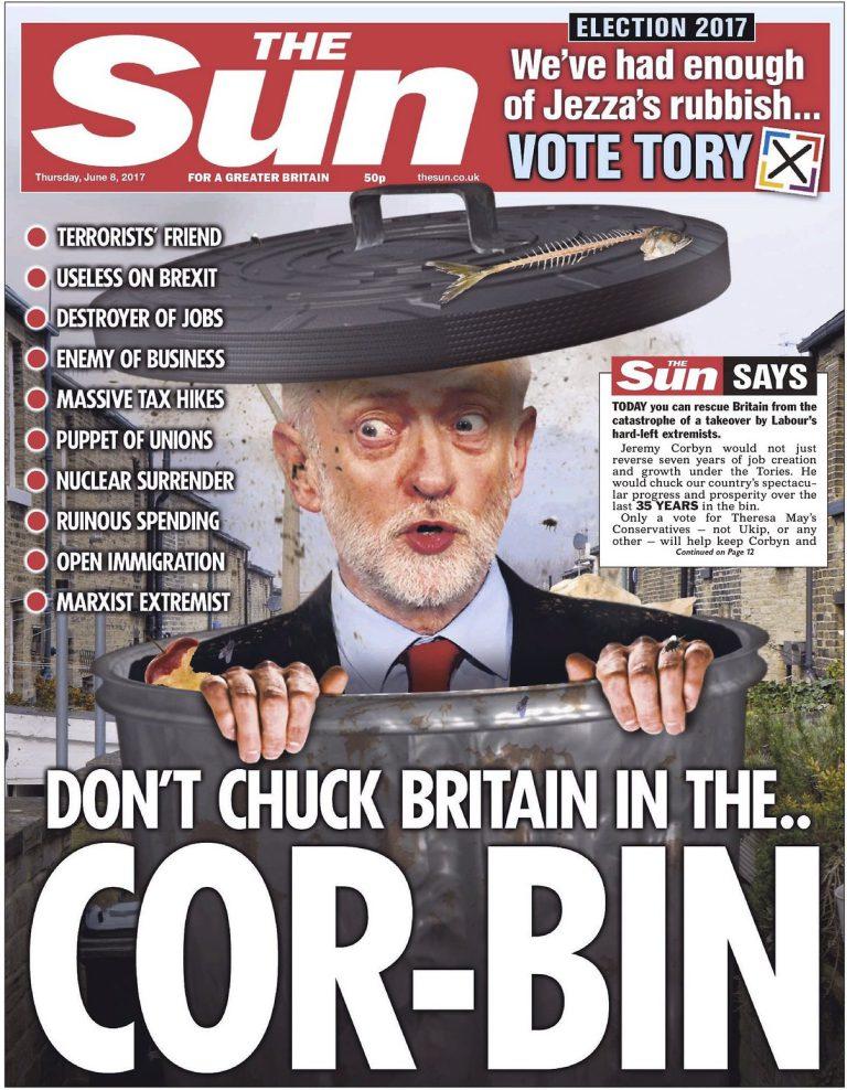 The Sun election