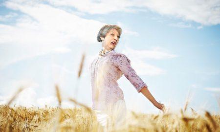 Theresa May wheat